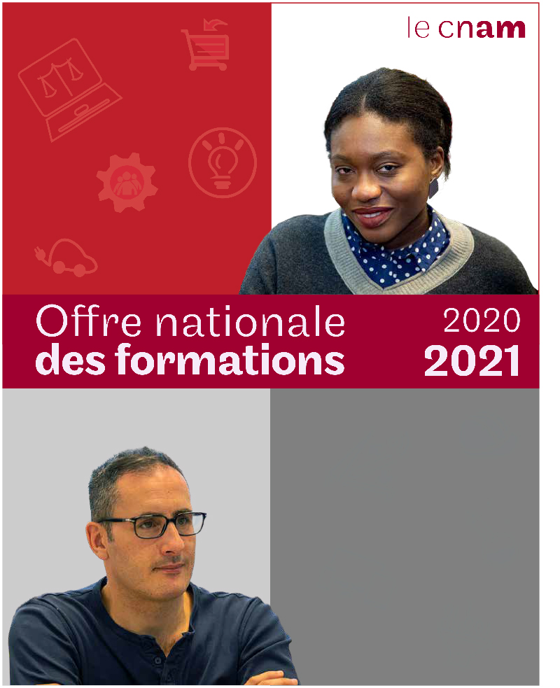 Catalogue national des formations