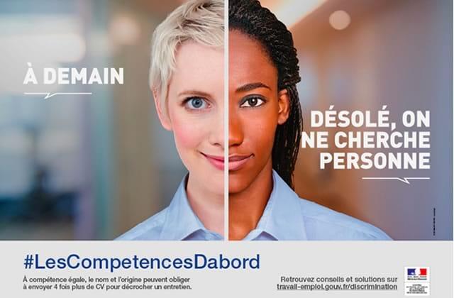 discrimination à l'embauche travail-emploi.gouv.fr