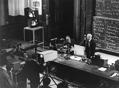 50 ans de cours télédiffusés au Cnam